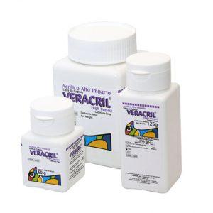 resina acrilica veracril alto impacto