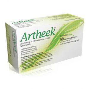 anestesico dental anestesia artheek