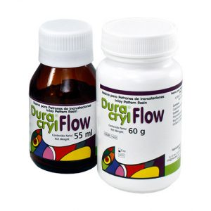 resina acrilica duracryl flow autopolimerizable