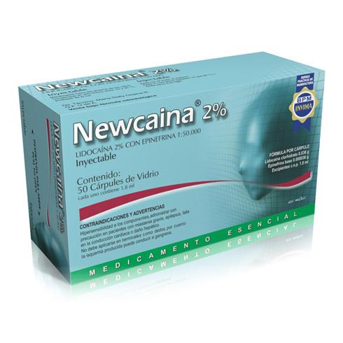 anestesico dental anestesia newcaina e-50
