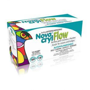 resina acrilica novacryl flow autopolimerizable