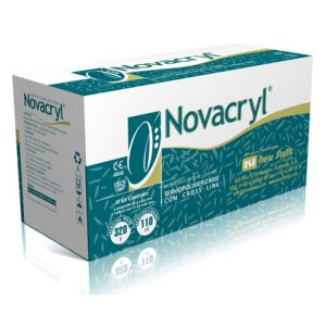 resina acrilica novacryl termopolimerizable