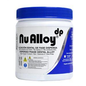 aleacion amalgama nu alloy dp