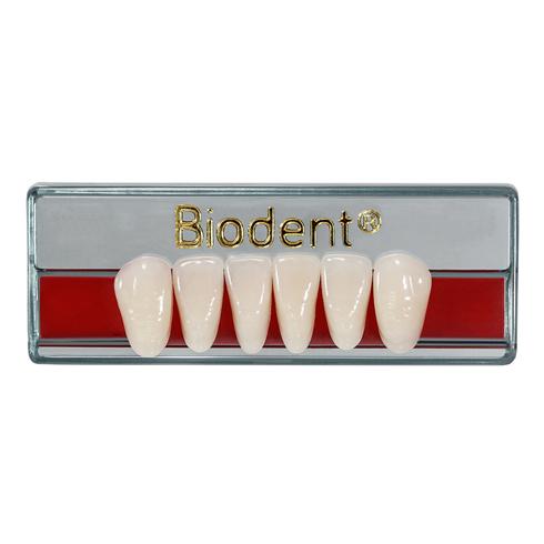 plaqueta biodent anterior inferior