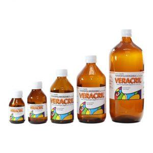 resina acrilica veracril termopolimerizable