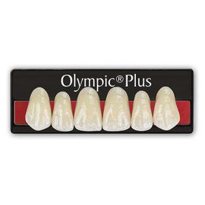 plaqueta anterior superior olympic plus