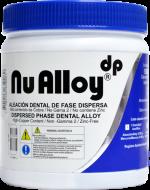 aleaciones nu alloy dp azul amalgama dental